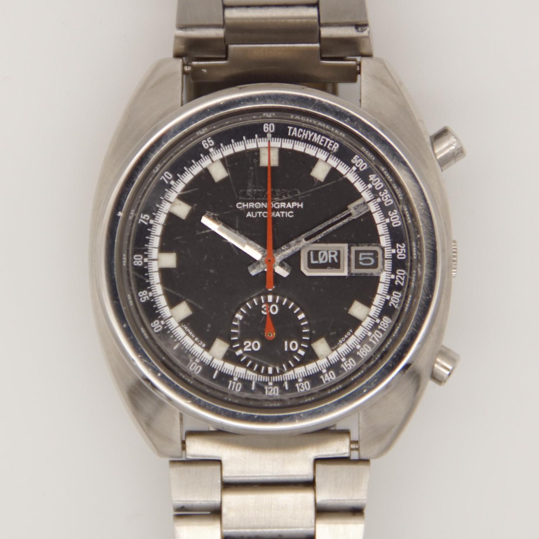 Seiko 6139-6012 chronograaf