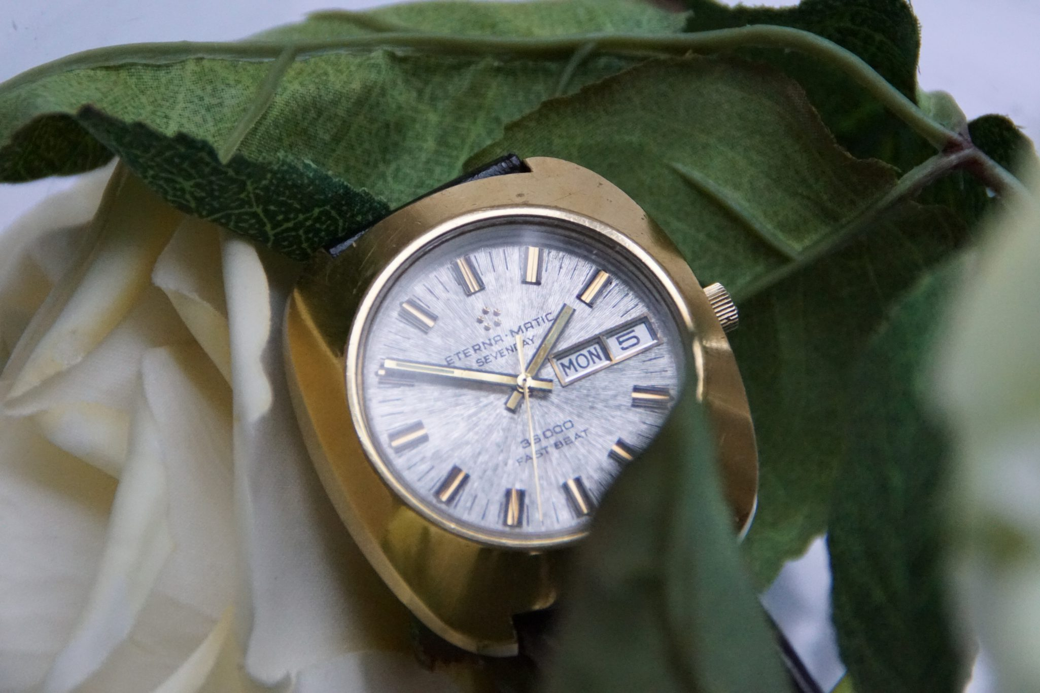 Eterna-Matic Sevenday FastBeat 457T Cal. 1524