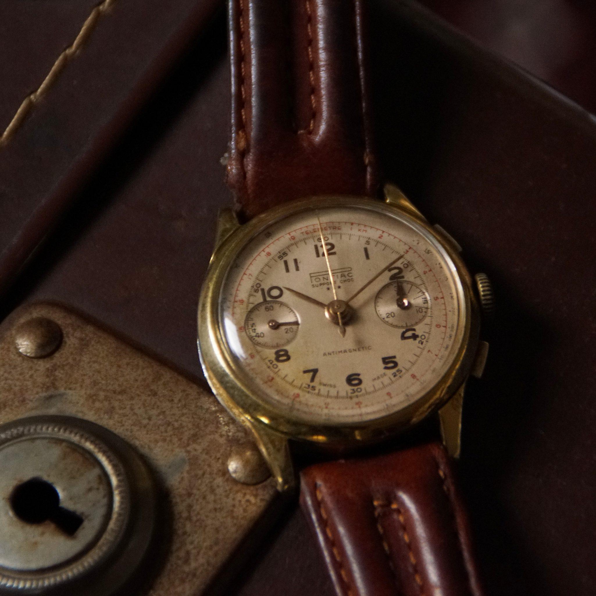 Pontiac Chronograaf Landeron 148