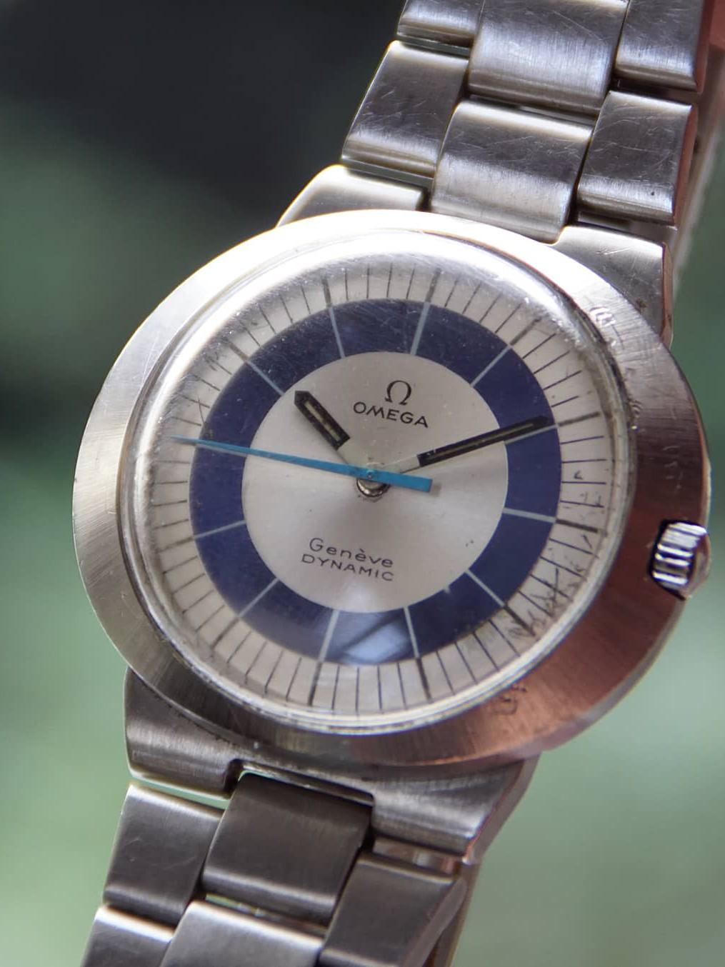 Omega Genève Dynamic 165.039