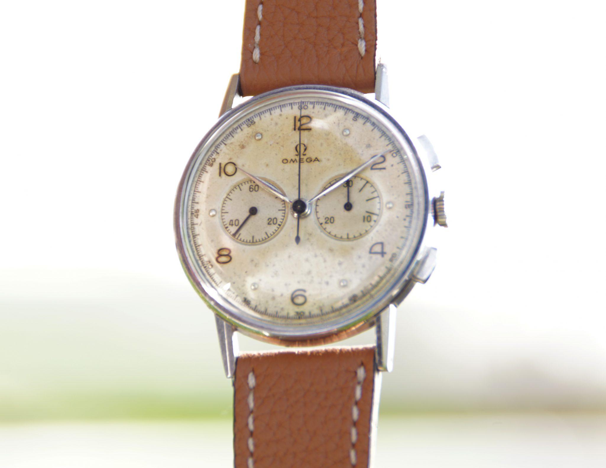 Omega 2381 Chronograaf