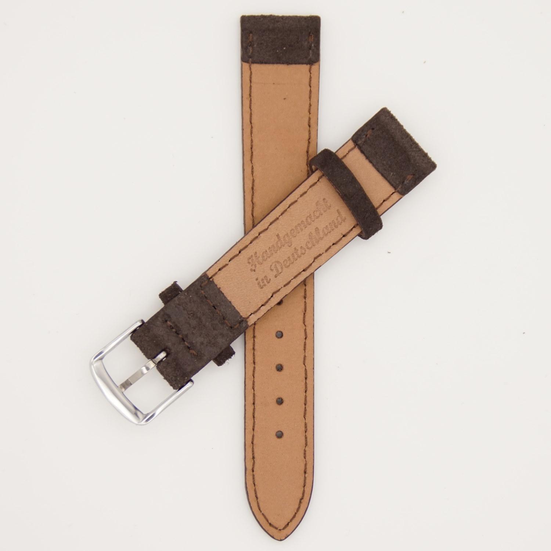 donkerbruin-velours-strap-leren-horlogebandje-achterkant