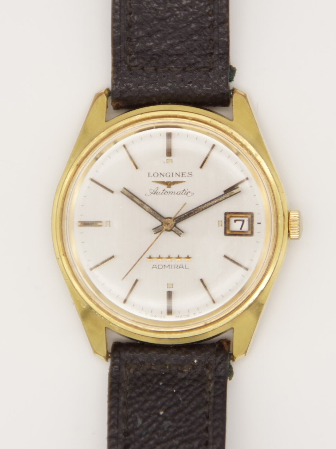 Longines Admiral 8201-1 Cal. 501