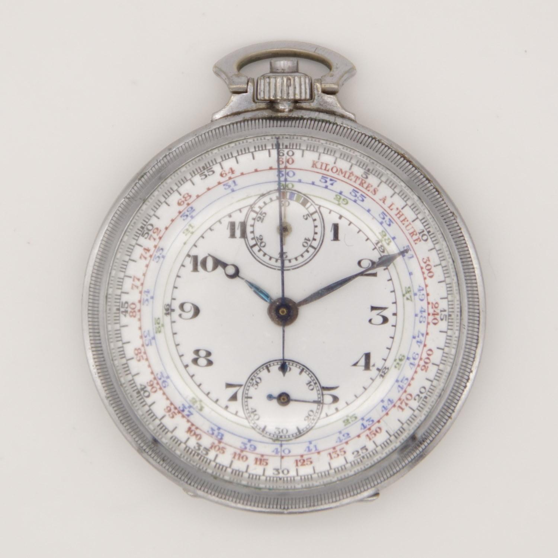 vintage chronograaf zakhorloge