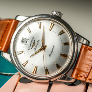 longines conquest heritage watch