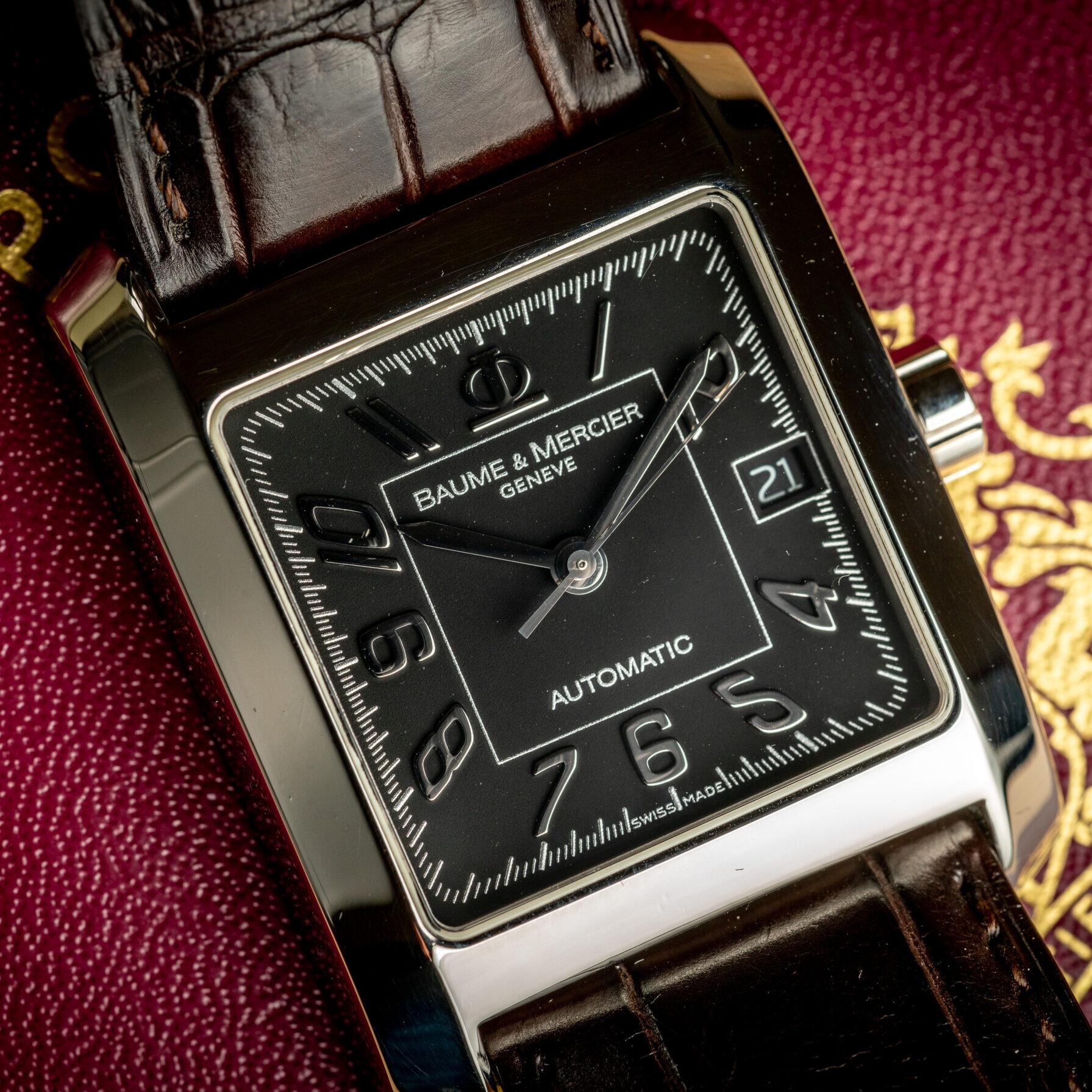 Baume et mercier hampton xl 65532 watch
